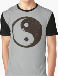 yin yang surfer 2 Graphic T-Shirt