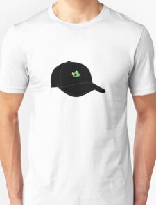 LEBRON JAMES KERMIT SIPPING TEA CAP Unisex T-Shirt