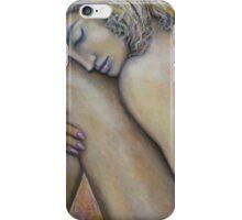 Huddled iPhone Case/Skin