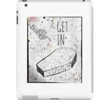 Get In iPad Case/Skin