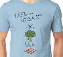 Vegan when... Unisex T-Shirt