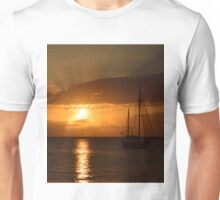 As One Day Ends Unisex T-Shirt