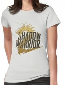Shadow Warrior 2 Womens Fitted T-Shirt