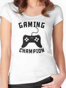 Gaming Champion Women's Fitted Scoop T-Shirt