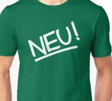 Neu! (white) Unisex T-Shirt