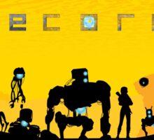 Recore Sticker