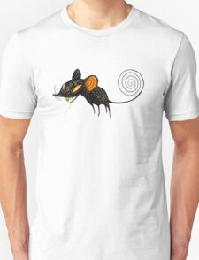 Buuuu Moonlight Monster mouse T-Shirt