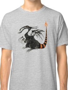 Buuuu Moonlight Monster dragon Classic T-Shirt