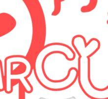 Anarcute Sticker