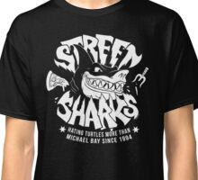Sharks hate Turtles Classic T-Shirt