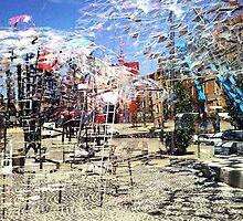tier drops, hauling, fed (a) by Juan Antonio Zamarripa
