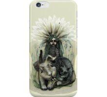 Chrysanthemum Alice iPhone Case/Skin