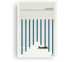 Starkiller Base - minimal design Canvas Print
