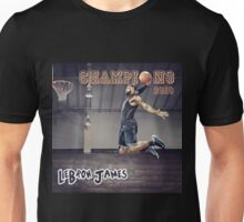 Cavaliers win Basketball Championship as LeBron James Unisex T-Shirt