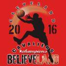 cavaliers by redboy