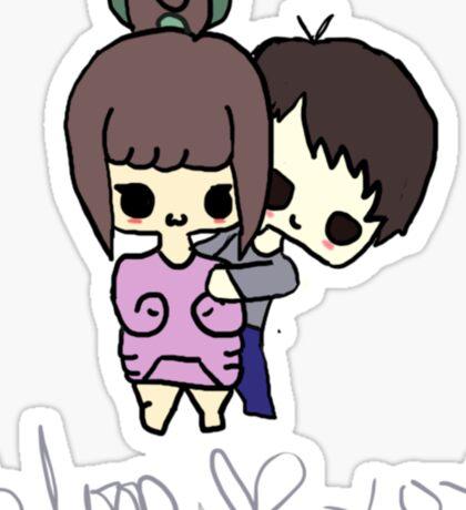 You are my precious Sticker