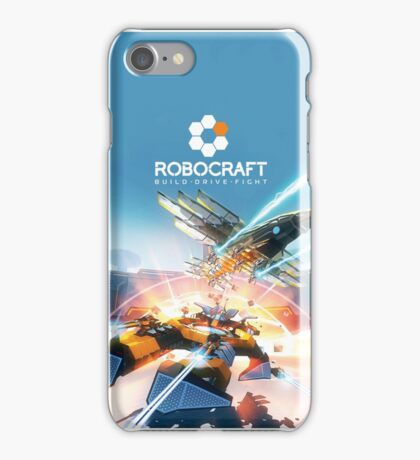 Robocraft Eagle and Wraith iPhone Case/Skin