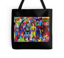 Super Princesses  Tote Bag