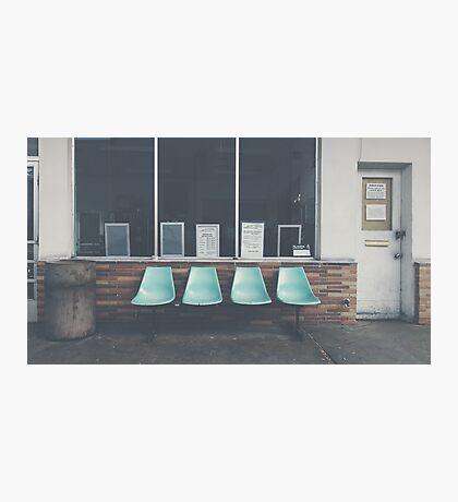 Waiting Area Photographic Print