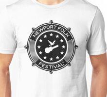 Newport Folk Music Festival 2016 Unisex T-Shirt
