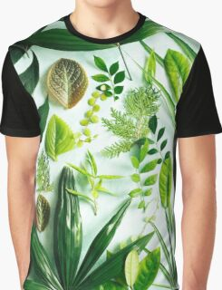 Foliage 2 Graphic T-Shirt