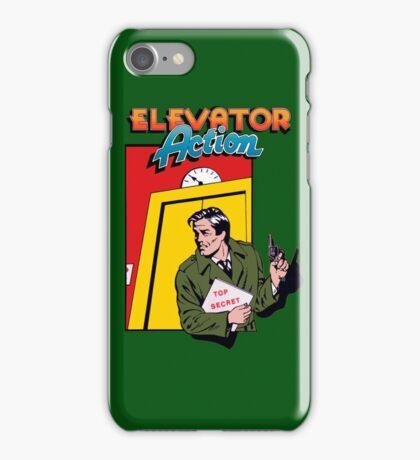 ELEVATOR ACTION TAITO ARCADE iPhone Case/Skin