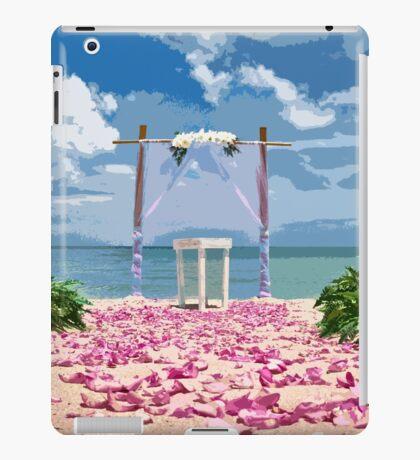 Wedding Atmosphere iPad Case/Skin
