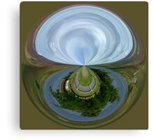 In a Roundabout way Canvas Print