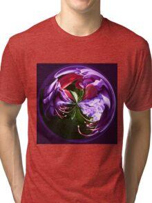 Fuchsiasphere Tri-blend T-Shirt