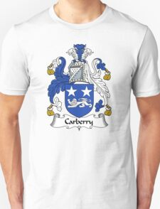Carberry Coat of Arms / Carberry Family Crest T-Shirt