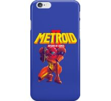 Metroid 2 iPhone Case/Skin
