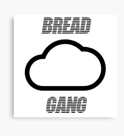 #BreadGangInternational Canvas Print