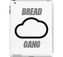 #BreadGangInternational iPad Case/Skin