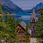 Gold Rush Church by Yukondick