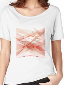abstract fall Women's Relaxed Fit T-Shirt