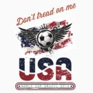 "USA ""Don't tread on me"" by mqdesigns13"
