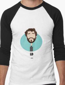 Lil Dicky Men's Baseball ¾ T-Shirt