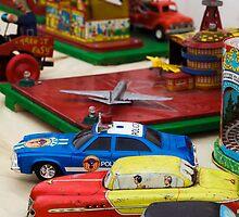 Old Toys  by Heidi Stewart