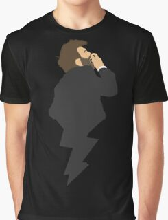 LCD: James Murphy Graphic T-Shirt