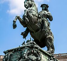 Prince Eugene of Savoy. by FER737NG