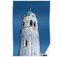 The Church of St. Elizabeth, Bratislava. Poster