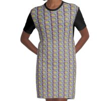 THE PRESENT COLLECTION Graphic T-Shirt Dress