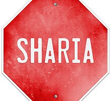 Stop Sharia by morningdance
