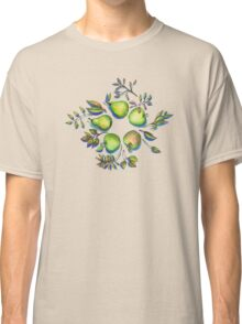 Summer's End - apples and pears Classic T-Shirt