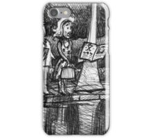 in the twinkling of an eye iPhone Case/Skin