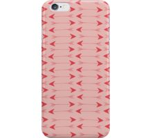 Pink Arrows iPhone Case/Skin