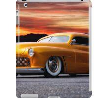 1950 Mercury Custom Coupe iPad Case/Skin
