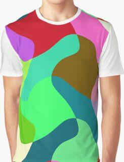 Retro shapes Graphic T-Shirt