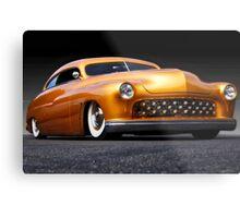 1950 Mercury Custom Coupe  Metal Print