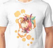Bees & Apricot Unisex T-Shirt